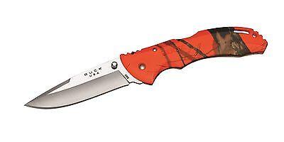 Buck Knives 286 Bantam Bhw Mossy Oak Orange Blaze Folding Knife 286CMS9 ()