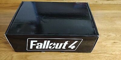 Fallout 4 Limited Edition Loot Box XBox PS4 XB1 PC 76 RARE Vault 111 2 (Konsole Vault)