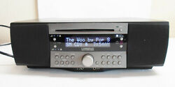 Cambridge Soundworks Radio/CD Player/Alarm Clock  CD-740 (No Remote)