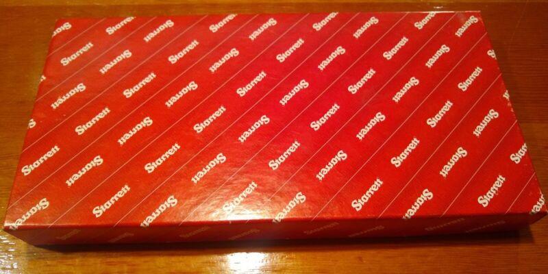 STARRETT C19 Manual-Reading Protractor,Grad 1 deg