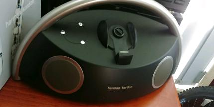 Harmon kardon go play micro (with ipod connections)
