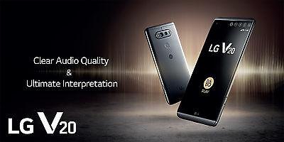 "LG V20 4GB/64GB - 5,7"" LIBRE NUEVO-UNLOCKED ANDROID-7"