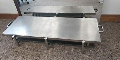 All Stainless Steel Removable Flat Top Grate Countertop Warmergriddle