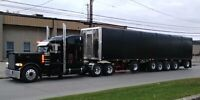 Experienced Heavy haul flatbed driver