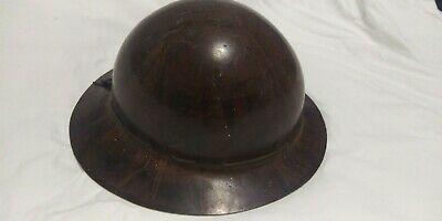 Vintage M-s-a Skullgard Protective Mining Hatcap Type K 1940s
