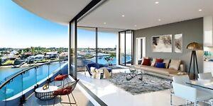 Waterfront 3 Bedroom, 2 Bathroom Stunning Apartment