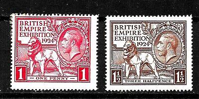 GB 1924 - British Empire Exhibition. Mint.