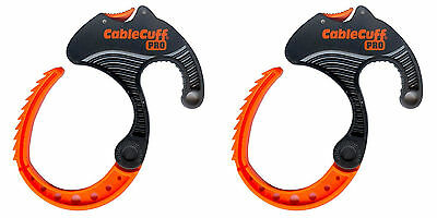 Cable Cuff PRO MEDIUM - Cable Clamp - Adjustable, Reusable - 2 Pack for sale  Shipping to India