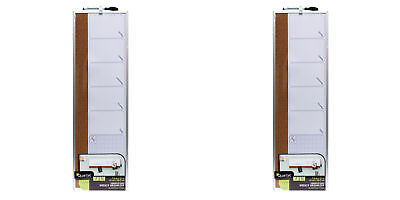 Quartet Calendar Combo Bulletin Board 7 X 23 Inches 79221 2 Packs