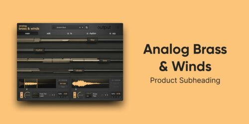 Output Analog Brass And Winds