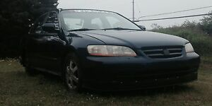 2001 Honda Accord (f23a1)