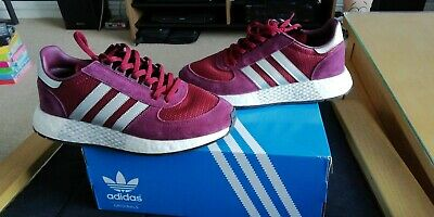 Unisex Adidas Marathon x5923 Uk7 Worn Once