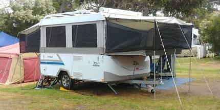 2014 Jayco Eagle Caravan plus extras