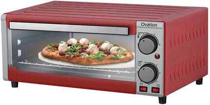 Bench Top Kitchen Electric Portable Pizza Oven and Griller