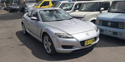 2005 MAZDA RX-8 4D COUPE MANUAL, LOW KMS Revesby Bankstown Area Preview