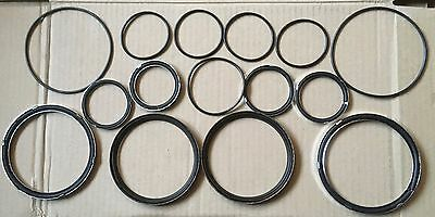 SUNBEAM ALPINE Series V instrument refurbishment kit all seals 15
