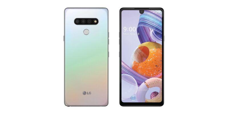 SIM Unlock Service LG Stylo 6 Boost mobile Sprint Q730TM  Remote