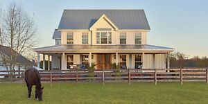 ISO a farm house for rent