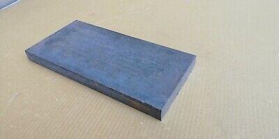 12 X 6 X 1 Blacksmith Steel Flat Bar Bench Plate Welding Press