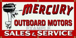 Vintage Mercury Outboard Motor Ebay