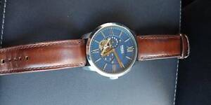 FOSSIL TOWNSMAN AUTOMATIC WATCH GREAT CONDITION WITH ORIGINAL BOX