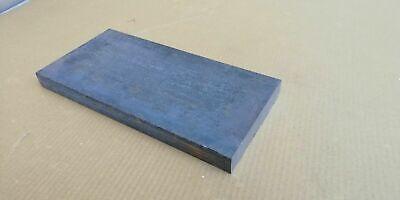 Blacksmith Steel Flat Bar Bench Plate Welding Press - 12 X 6 X 1