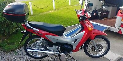 2006  Honda ANF 125 Innova 150 Please read full listing.
