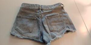 Large lot of Teen Girl Jean shorts/skirt