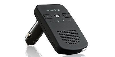 Bluetooth Freisprecheinrichtung Auto Freisprechanlage SBTF 10 C3 SilverCrest