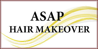 ASAP Hair Makeover