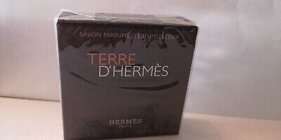 100 g Parfumierte Seife,Savon HERMÈS TERRE D'HERMÈS OVP