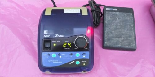 NSK Z500 Dental Motor with Foot Control