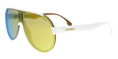 Carrera 1008/S 0VK6 K1 White Aviator (Carrera Aviators)
