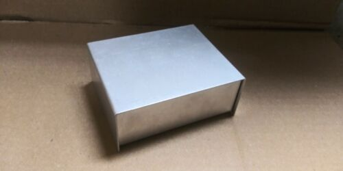 Lot of 10pc Alluminum Project Boxes