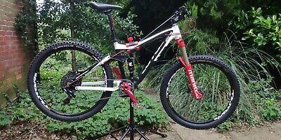 Full suspension mountain bike 27.5 medium