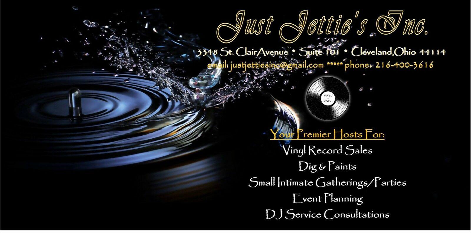 All $ales Vinyl