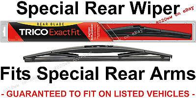 Trico 10 B Rear Wiper Blade For Roclock 3 Rear Wiper Arm Suv Wagon Crossover 10B