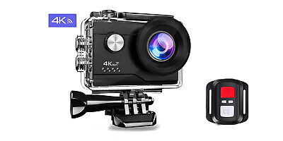 Fotocamera action cam ultra HD 16MP WiFi 4K sport videocamera impermeabile 1080P