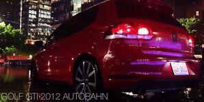 GOLF GTI 2012  |  AUTOBAHN  |  LOW KM  |  OBO