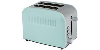 SILVERCREST® Toaster hellblau Toastautomat Brötchenaufsatz