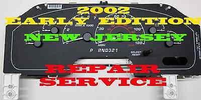 1992 2003 FORD EXPLORER F150 F250 RANGER CLUSTER SOFTWARE & ODODMETER CALIBRATIO