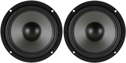 """New OEM Sony Pair (2) 6.5"""" inch Woofer Speaker set 4 Ohm 300w"""