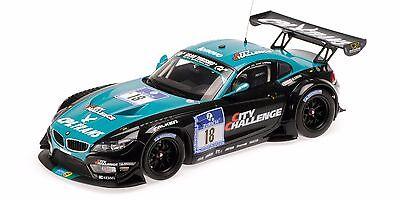 Minichamps 151122318 BMW Z4 GT3 2012 BMW Team VITA4ONE 1:18 Scale Car