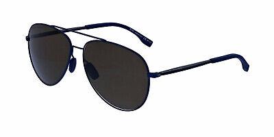 Hugo Boss 0938/S Herren Polarisiert Pilot Aviator Sonnenbrille aus in Italy Neu