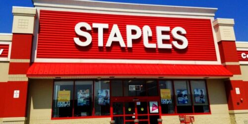 Staples🌟 🌟 🌟 🌟 🌟  $25 Off $75 Online/phoneOrder Exp. 06/27/2020 ***FAST****