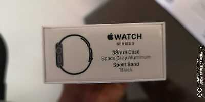 Brand  New  Sealed Apple Watch  Series 3  38mm