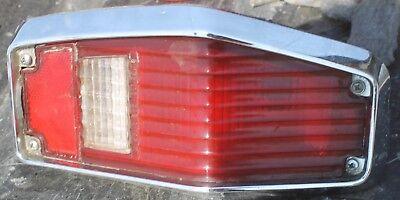 1971 72 73 Chevy Vega Wagon Tail Light Assembly