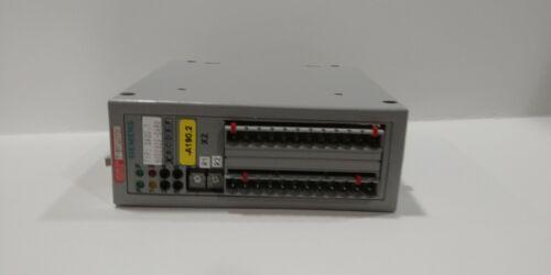 Siemens Simadyn D  6DD2920-0AR1 Transformer Module