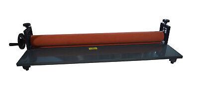 1m Length New 39 Manual Cold Laminating Mounting Vinyl Film Machine Laminator