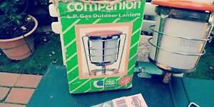 Companion Gas Lantern